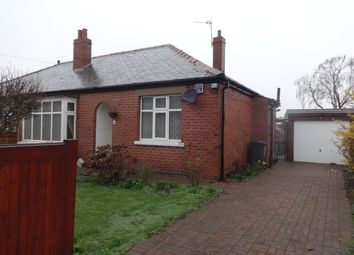 Thumbnail 2 bed semi-detached bungalow to rent in The Avenue, Dewsbury