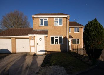 Thumbnail 3 bed semi-detached house for sale in Glanville Gardens, Kingswood, Bristol