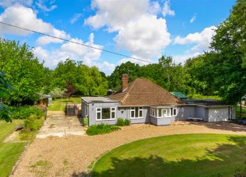 Thumbnail 3 bed detached bungalow for sale in Church Lane, Burstow, Horley