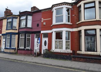 Thumbnail 2 bedroom terraced house for sale in City Road, Walton, Liverpool