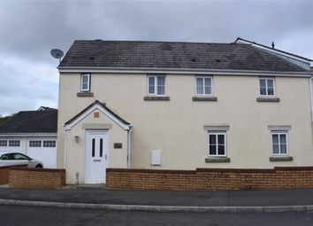 Thumbnail 3 bed end terrace house for sale in Gelli Deg, Fforestfach, Swansea