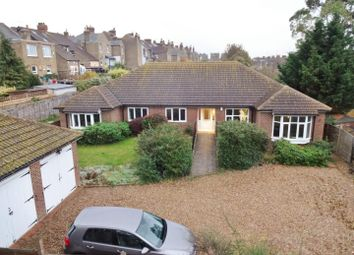 Thumbnail 4 bed detached bungalow for sale in Addiscombe Road, Margate