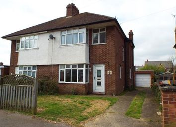 Thumbnail 3 bed semi-detached house for sale in Hill Rise, Kempston, Bedford, Bedfordshire