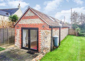 Thumbnail 1 bed barn conversion for sale in 8 Church Lane, Pagham, Bognor Regis