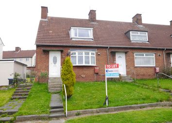 Thumbnail 2 bed property to rent in Oakridge Road, Ushaw Moor, Co Durham