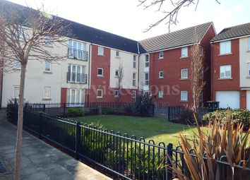 Thumbnail 2 bed flat to rent in Alicia Crescent, Alexandra Gate, Newport.