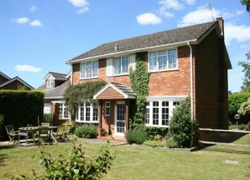 Thumbnail 5 bed detached house to rent in Woodstock Close, Cranleigh