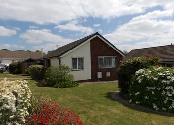 Thumbnail 3 bed bungalow for sale in Balmoral Road, Fareham
