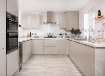 """Thumbnail 4 bedroom detached house for sale in """"Kington"""" at Square Leaze, Patchway, Bristol"""