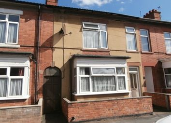 Thumbnail 4 bed terraced house to rent in Howard Street, Loughborough