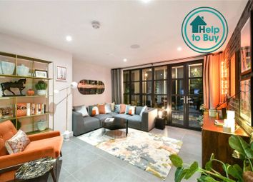 Thumbnail 2 bed flat for sale in Bagel Factory, Hepscott Road