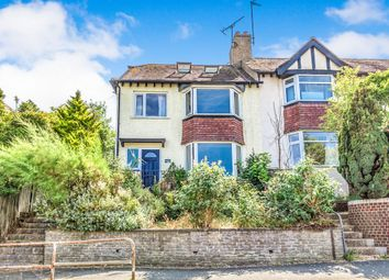 Thumbnail 5 bed end terrace house for sale in Widdicombe Way, Brighton
