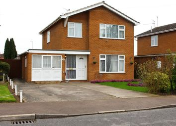 Thumbnail 3 bed detached house for sale in Osier Road, Spalding
