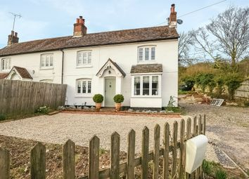 Thumbnail 2 bed semi-detached house to rent in Hockley Cottages, Cheriton, Alresford, Hampshire