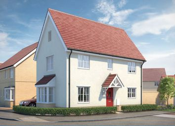 "Thumbnail 3 bedroom property for sale in ""The Chelsworth"" at Yarrow Walk, Red Lodge, Bury St. Edmunds"