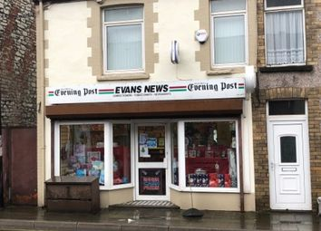 Thumbnail Retail premises for sale in High Street, Glynneath, Neath