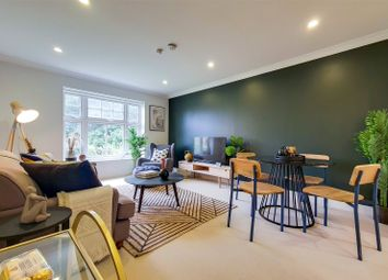 Thumbnail 2 bed flat to rent in Forest Court, 250 Rosendale Road, Norwood, London