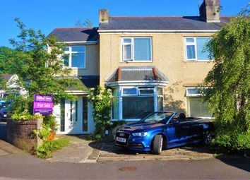 Thumbnail 4 bedroom semi-detached house for sale in Glen Road, Neath