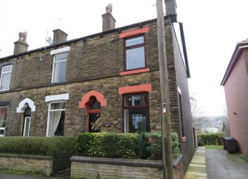 Thumbnail 2 bed terraced house for sale in Chamber Road, Shaw, Oldham
