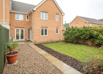Thumbnail 4 bedroom semi-detached house for sale in Abbots Court, Selby