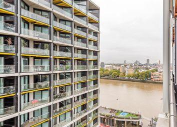 Thumbnail 2 bed flat for sale in 2 Riverlight Quay, Nine Elms, London