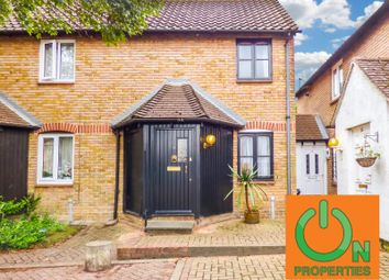 Thumbnail 1 bed end terrace house for sale in Alestan Beck Road, Beckton, London
