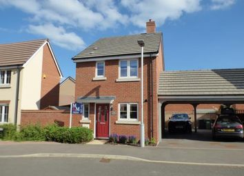 Thumbnail 3 bed detached house for sale in Copia Crescent, Leighton Buzzard, Beds, Bedfordshire