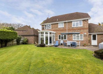 Thumbnail 4 bed detached house for sale in Nuthatch Close, Rowland's Castle