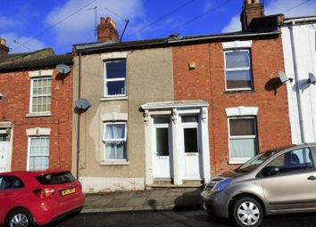 Thumbnail 2 bed terraced house for sale in Lower Priory Street, Northampton