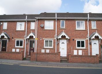 Thumbnail 2 bed town house to rent in High Street, Gawthorpe
