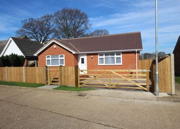 Thumbnail 2 bed bungalow for sale in Sharon Crescent, Chatham