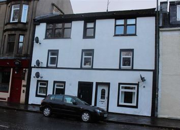 Thumbnail 1 bed flat for sale in Shore Street, Gourock, Renfrewshire