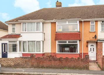 Thumbnail 3 bed terraced house for sale in Geoffrey Crescent, Fareham