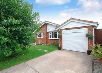 Thumbnail 3 bedroom detached bungalow for sale in Hazlemere Road, Seasalter, Whitstable