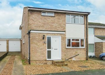 Thumbnail 4 bed detached house for sale in Ash Grove, Melbourn, Royston