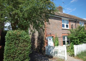 Thumbnail 2 bed semi-detached house for sale in Vernon Road, Uckfield, East Sussex