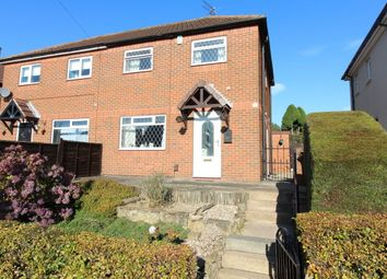 Thumbnail 2 bed semi-detached house for sale in Swarcliffe Drive, Leeds