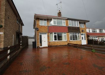 Thumbnail 2 bed semi-detached house for sale in River Close, Bedworth