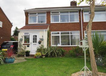 Thumbnail 3 bed semi-detached house for sale in Langdale Crescent, Cottingham