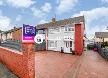 3 bed semi-detached house for sale in Penrhyn Close, Cardiff CF3
