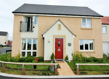 Thumbnail 4 bed detached house for sale in Oakbeer Orchard, Cranbrook, Exeter