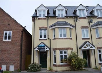 Thumbnail 3 bed town house for sale in Heol Y Gwartheg, Gowerton, Swansea