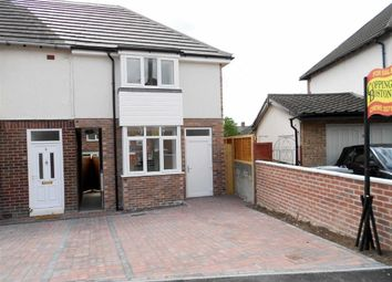 Thumbnail 2 bed end terrace house for sale in Charlesworth Street, Crewe, Cheshire