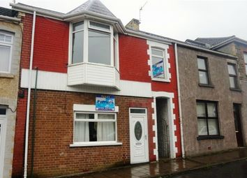Thumbnail 2 bed flat to rent in Evans Street, Kenfig Hill, Bridgend