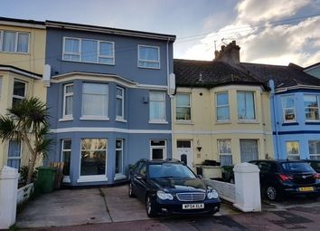 Thumbnail 1 bed flat to rent in Kernou Road, Paignton