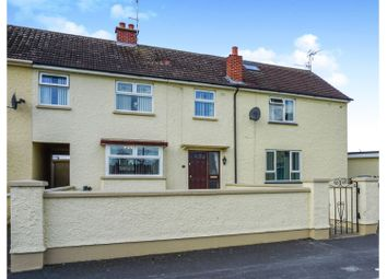 Thumbnail 4 bedroom terraced house for sale in Hartfield Square, Portadown