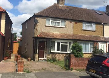 Thumbnail 3 bed semi-detached house to rent in The Alders, Hanworth, Feltham