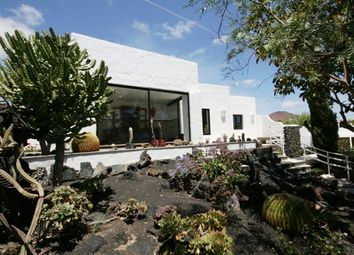 Thumbnail 3 bed detached house for sale in Near Cesar Manrique Foundation, Tahiche, Lanzarote, Canary Islands, Spain