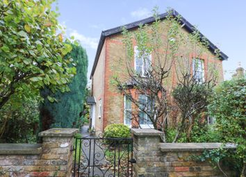 Thumbnail 3 bed property for sale in Church Walk, Thames Ditton