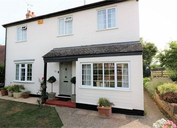 Thumbnail 3 bed detached house for sale in Winslow Road, Granborough, Buckinghamshire.
